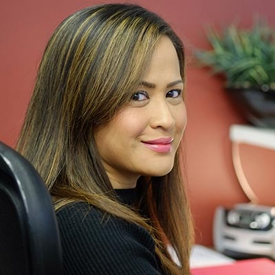 ELAYNE VELASCO, Office & Design Studio Manager